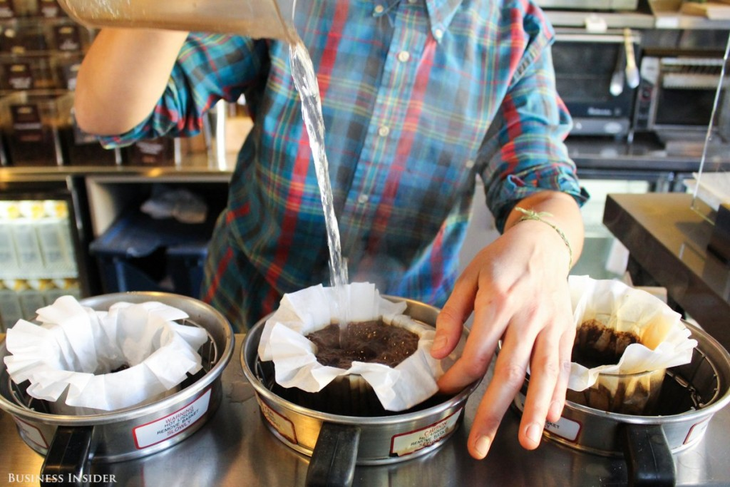 article - Scientists have discovered a new way to use coffee grounds to help save the Earth