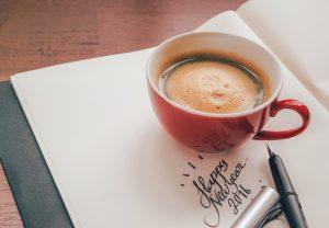 new year coffee