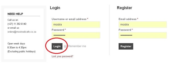 log-in-page